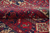 Khan Mohammadi Multicolor Hand Knotted 69 X 98  Area Rug 700-143465 Thumb 6
