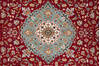 Pak-Persian Red Hand Knotted 48 X 73  Area Rug 700-143480 Thumb 4