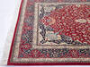 Pak-Persian Red Hand Knotted 48 X 73  Area Rug 700-143480 Thumb 5