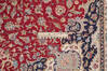 Pak-Persian Red Hand Knotted 48 X 73  Area Rug 700-143480 Thumb 7