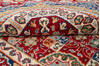 Chobi Red Hand Knotted 411 X 67  Area Rug 700-143486 Thumb 5