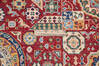 Chobi Red Hand Knotted 411 X 67  Area Rug 700-143486 Thumb 6