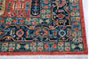 Chobi Red Hand Knotted 68 X 98  Area Rug 700-143511 Thumb 4