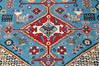 Kazak Blue Hand Knotted 55 X 710  Area Rug 700-143533 Thumb 2