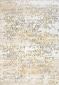 "Dynamic AVERY Beige 3'11"" X 5'7"" Area Rug AY466542180 801-143735"