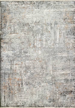 "Dynamic SUNRISE Grey Runner 2'0"" X 7'5"" Area Rug ZS286885999 801-144402"