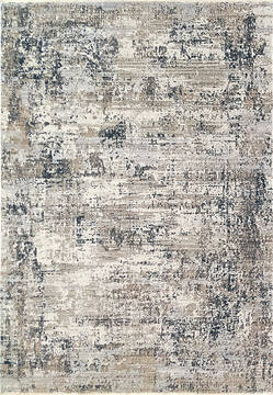 "Dynamic UNIQUE Grey Square 5'1"" X 5'5"" Area Rug UN464054905 801-144541"