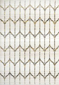"Dynamic AVERY Beige 3'11"" X 5'3"" Area Rug AY466461197 801-144705"