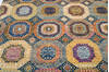 Chobi Multicolor Hand Knotted 711 X 911  Area Rug 700-144869 Thumb 3