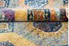 Chobi Multicolor Hand Knotted 711 X 911  Area Rug 700-144869 Thumb 6