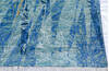 Modern Blue Hand Knotted 82 X 911  Area Rug 700-144873 Thumb 4