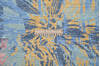 Modern Blue Hand Knotted 82 X 911  Area Rug 700-144873 Thumb 7