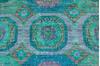 Chobi Green Hand Knotted 41 X 510  Area Rug 700-144875 Thumb 4