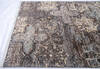 Modern Grey Hand Knotted 55 X 80  Area Rug 700-144877 Thumb 4