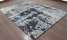 Modern-Contemporary Multicolor Hand Knotted 66 X 99  Area Rug 902-144925 Thumb 2