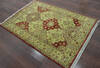 Bakhtiar Multicolor Hand Knotted 40 X 60  Area Rug 902-144934 Thumb 1