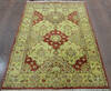 Bakhtiar Multicolor Hand Knotted 40 X 60  Area Rug 902-144934 Thumb 2
