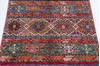 Chobi Red Runner Hand Knotted 29 X 910  Area Rug 700-144976 Thumb 3