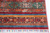 Chobi Red Runner Hand Knotted 29 X 910  Area Rug 700-144976 Thumb 5