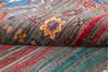 Chobi Grey Runner Hand Knotted 29 X 82  Area Rug 700-144979 Thumb 4