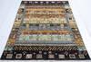 Chobi Multicolor Hand Knotted 311 X 510  Area Rug 700-144991 Thumb 1