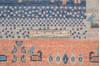 Chobi Multicolor Hand Knotted 40 X 60  Area Rug 700-144994 Thumb 6