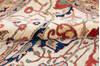 Chobi Beige Hand Knotted 80 X 99  Area Rug 700-144997 Thumb 6