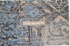 Modern Grey Hand Knotted 60 X 90  Area Rug 700-144999 Thumb 7