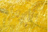 Overdyed Yellow Hand Knotted 64 X 94  Area Rug 700-145005 Thumb 4