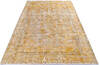 Overdyed Beige Hand Knotted 63 X 90  Area Rug 700-145009 Thumb 1