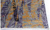 Modern Multicolor Hand Knotted 68 X 99  Area Rug 700-145025 Thumb 4