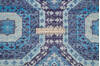 Chobi Blue Hand Knotted 68 X 910  Area Rug 700-145032 Thumb 7