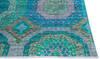 Chobi Green Hand Knotted 82 X 101  Area Rug 700-145033 Thumb 4