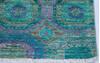 Chobi Green Hand Knotted 29 X 40  Area Rug 700-145035 Thumb 4