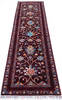 Chobi Red Runner Hand Knotted 29 X 910  Area Rug 700-145054 Thumb 1