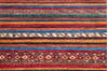 Chobi Red Runner Hand Knotted 28 X 910  Area Rug 700-145068 Thumb 3