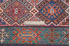 Chobi Red Runner Hand Knotted 28 X 910  Area Rug 700-145068 Thumb 6