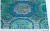 Chobi Green Hand Knotted 57 X 80  Area Rug 700-145070 Thumb 4