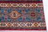 Chobi Red Hand Knotted 51 X 71  Area Rug 700-145072 Thumb 4