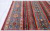 Chobi Red Hand Knotted 51 X 71  Area Rug 700-145072 Thumb 5