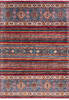 Chobi Red Hand Knotted 51 X 71  Area Rug 700-145072 Thumb 0