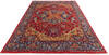 Chobi Red Hand Knotted 90 X 120  Area Rug 700-145081 Thumb 2