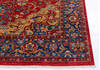Chobi Red Hand Knotted 90 X 120  Area Rug 700-145081 Thumb 4