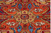 Chobi Red Hand Knotted 90 X 120  Area Rug 700-145081 Thumb 5