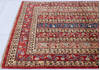 Chobi Red Hand Knotted 38 X 58  Area Rug 700-145084 Thumb 5