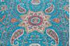 Chobi Blue Hand Knotted 52 X 70  Area Rug 700-145104 Thumb 3