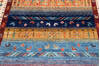 Chobi Multicolor Hand Knotted 56 X 82  Area Rug 700-145107 Thumb 3