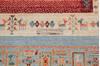 Chobi Multicolor Hand Knotted 56 X 82  Area Rug 700-145107 Thumb 6