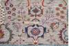 Chobi Grey Hand Knotted 610 X 911  Area Rug 700-145114 Thumb 7