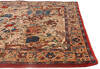 Isfahan Red Hand Knotted 34 X 52  Area Rug 254-145125 Thumb 2